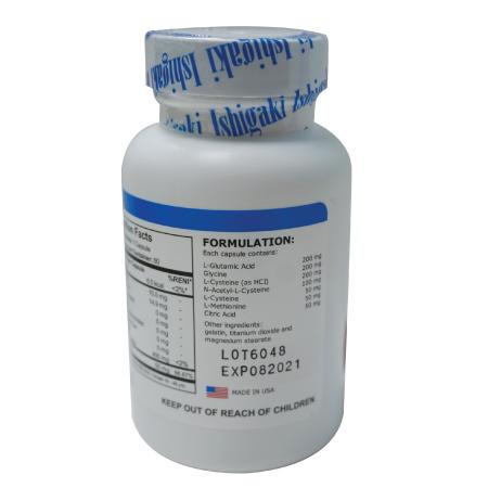 Ishigaki amino classic white amino acid blend vitamin c for Classic acid