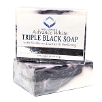 Relumins Advance White Triple Black Soap w/ Bearberry, Licorice & Benkoang - Relumins Spa Formula