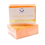 Relumins Advance White Papaya Kojic Blend Soap w/ Arbutin, Papaya & Kojic Acid -  Relumins Spa Formula