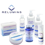 Authentic Relumins TA Stem Cell Therapy Advance Total Whitening Set