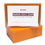 Original Papaya Kojic Whitening Bar 120g