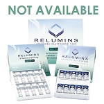 NOT AVAILABLE! AuthenticRelumins Advance White Gluta 1400mg 10vials - Glutathione & Vitamin C - Whitens, repairs & rejuvenates skin - Sublingual
