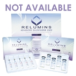 NOT AVAILABLE ! New Relumins Advance White Gluta 3500mg Reduced L-Glutathione Set MAX - Glutathione & Vitamin C PLUS BOOSTERS