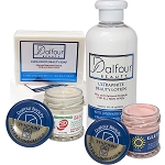 Authentic Dalfour Beauty Excel Face & Body Whitening Set With Gluta Sunblock