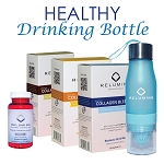 Relumins Advance White Premium Collagen Blend And New Relumins Gluta 1000 With Relumins Water Infuser