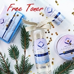 FREE TONER!!! Authentic Relumins Advance White Facial Set MAX - TA Stem Cell Premium Day Cream, Intensive Repair Toner, Soap, and Serum