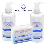 Authentic Relumins TA Stem Cell Therapy Advance Body Whitening Trio