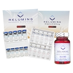 New Relumins Glutathione 1100mg with Relumin Gluta 1000 30 Capsule Set