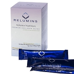 Relumins Premium Collagen Blend - With Glutathione, Green Tea Extract and CoQ10 -  Pineapple Flavor