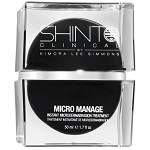 Shinto Clinical Micro Manage Instant Microdermabrasion Treatment with Omegapearl-18 - 1.7oz