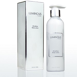 New Luminous Ultraglow Lotion - Spf Lotion With Award Winning Whitening Ingredients From Relumins