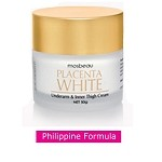 Authentic Mosbeau Placenta White Underarm & Inner Thigh Cream - Philippine Version