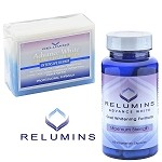 Relumins Whitening Set - Advance White Oral Glutathione & Stem Cell Intensive Repair Soap