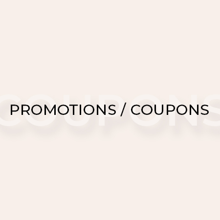 Promotion / Coupon