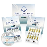 Relumins Advanced Glutathione 1400mg - Glutathione & Vitamin C - Whitens, repairs & rejuvenates skin
