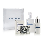New and Improved! Relumins Advance White Acne Scar, Dark Spot & Melasma Treatment Set