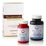 Relumins Premium Collagen, Glutathione and Vitamin C Set
