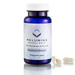 Relumins Advanced White Oral Glutathione with Vit C & ALA - Skin Repair Capsules - Lightens, repairs & rejuvenates skin - now with Rose Hips