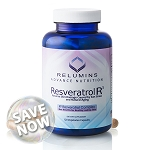 SAVE NOW!! Relumins Resveratrol R3, Reverse Skin Damage Caused by Sun, Stress, and Natural Aging 120 capsules