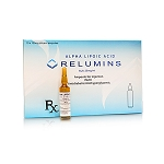 NEW! Relumins Alpha Lipoic Acid for Injection - 10 Ampoules