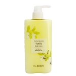 The Saem Touch On Body Vanilla Body Lotion