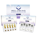 Relumins Advance White Gluta 3500mg Reduced L-Glutathione Set MAX