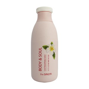 The SAEM BODY & SOUL Love Hawaii Body Lotion 300ml