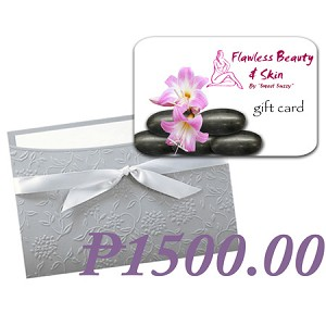 Flawless Beauty and Skin Gift Certificate