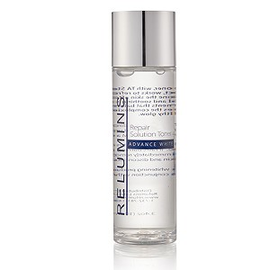 New and Improved! Relumins Advance White Stem Cell Therapy Intensive Repair Solution / Clarifying Toner