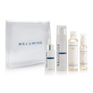 Authentic Relumins Professional Clear & Dark Spot Appearance Reducing and Mesotherapy Set