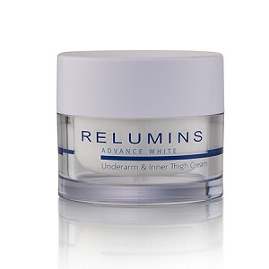 New and Improved! Relumins Underarm & Inner Thigh Cream - Made For Hard to Whiten Areas